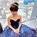 【米雪新人】松昇& 亞君 格萊天漾飯店 紅氣球婚紗