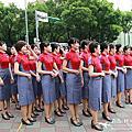 2015 中華航空空服員新制服發表
