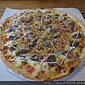 彰化蜜魯窯烤PIZZA
