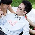 放風箏婚紗-第一套白紗未修片