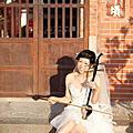 放風箏婚紗-第3套短婚紗