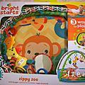bright starts寶寶遊戲墊