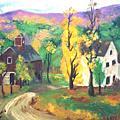 我的油畫作品