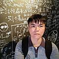 2016-05-21(六):廣利出席痞客邦金會講2,神秘的地下入場