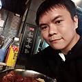 2020-03-06(五),在晴光夜市吃豬腳飯