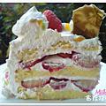 團購‧佳樂草莓蛋糕