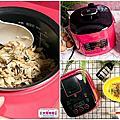 美的mini食代電子鍋+美的壓力鍋