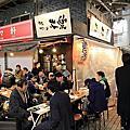 日本東京上野-阿美橫丁