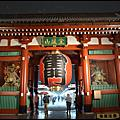 2014寒假新潟之旅東京淺草雷門&晴空塔