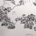 登山圖畫記錄