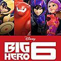 台版 大英雄天團 Big Hero 6