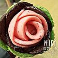 2015明洞玫瑰冰淇淋Milky Bee
