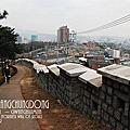 2016 首爾城墎南山區段(國立劇場—光熙門)