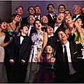 2012 艾美獎頒獎典現場