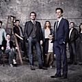 The Following S01Cast