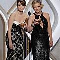 得獎 2013Annual Golden Globe Awards