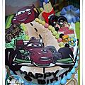 94'迷迭香胖趣 造型蛋糕(飾片)