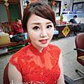 台南新娘秘書-誠意新秘~甜美新娘-宥穎。文定自宅