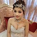 台中新娘秘書-誠意新秘。韓系新娘~翊婕。台中結婚新園飯店