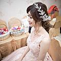 甜美韓系新娘~嘉義午宴。小原