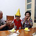 小寶兩歲生日