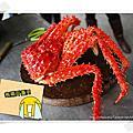 [食]2010-01帝王蟹吃到飽~