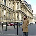 <採訪紀事>-法國巴黎老馬參訪