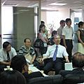 民間公證人敏律聯合事務所開幕茶會