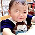 20120903_瑞軒滿一歲嘍^o^
