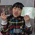 20131230_收到wollf lai的明信片^^