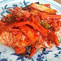 990831 自製韓式泡菜