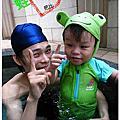【joe's 23m+】夏。小青蛙愛玩水