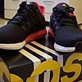 104.09.12[ 開箱文 ] adidas cc gazelle boost 慢跑鞋