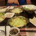 板橋~ 太將鍋 !!  好吃的養生火鍋~蔬菜湯頭