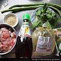 泰式綠咖哩雞&綠咖哩炒飯