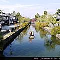 岡山倉敷美觀地區-艷陽與雨後