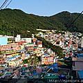 釜山 甘洞文化村