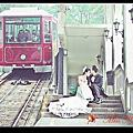 香港婚紗攝影-戶外場景