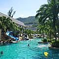 泰國普吉島~CENTARA KATA RESROT PHUKET 飯店環境和SPA館介紹