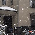 東京大雪(2006.01.21)