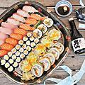 20201120 一貫手作壽司-日式壽司便當