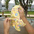 背巾使用圖解