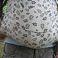 4個月/6公斤以下寶寶背巾使用圖解