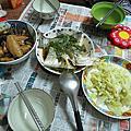 9.1 為家人準備的晚餐