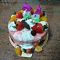 5.21 感謝家人為我準的生日蛋糕 餐宴