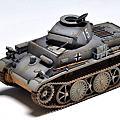 ◆ 1/35 VK601一號戰車C型