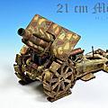 1/35 Takom 21 cm Morser