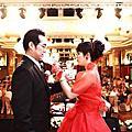 [Wedding Record]   智彥& 蕙伶_結婚