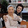 「台南市天慈護理之家」開心做可樂餅