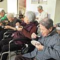 天慈護理之家103年12月慶生